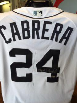 Cabrera Jersey